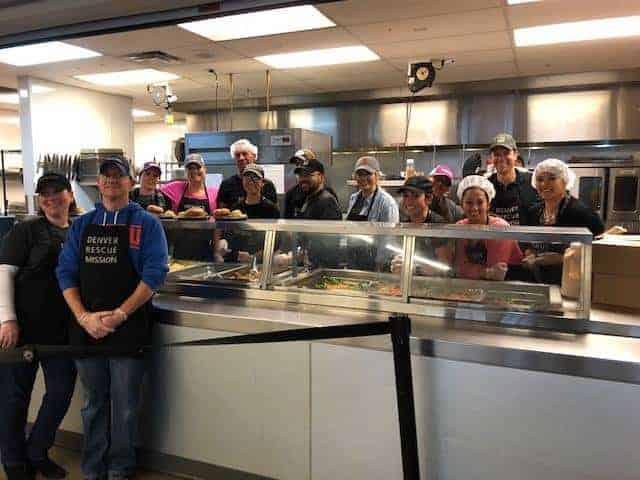 Denver Rescue Mission – October 2018
