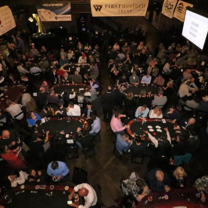 Charity Poker Tournament